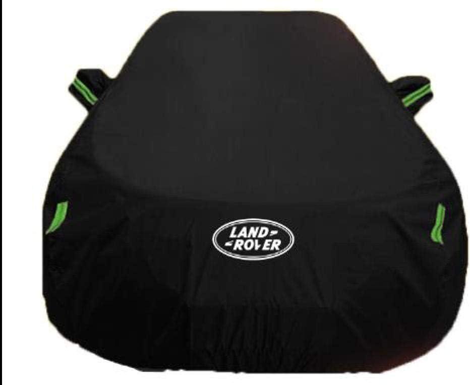 Compatible Avec Land Rover Imperm/éable Et Respirante Tous Protection Contre Les Intemp/éries Coton Doublure Pleine Car Cover,Defender