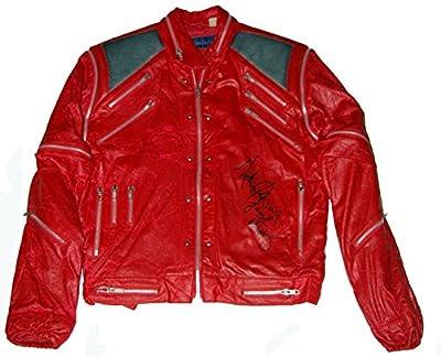"""Michael Jackson - Signed """"Beat It"""" Jacket"""