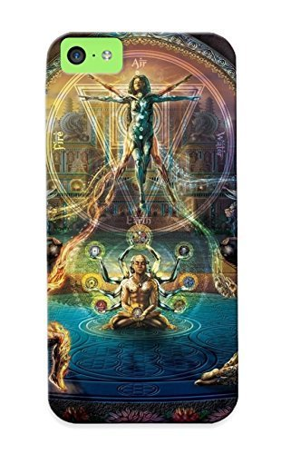 6SCase.com-16709-Premium Snap-on The Rebirth Of Venus Painting By Fred Andrews Elements Sacred Geometry Psychedelic Fantasy Case For Iphone 6 plus (5.5) Series-B0139C9G82