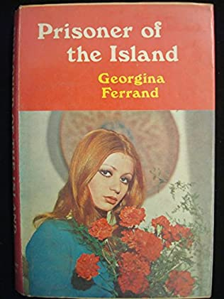 book cover of Prisoner of the Island