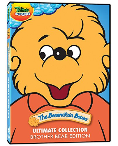 Berenstain Bears - Ultimate Collection - Brother Bear Edition 2014 (Bear Berenstain Brother Bears)