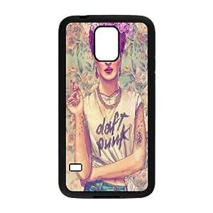 Samsung Galaxy S5 Phone Case Black Frida Kahlo AC8623550