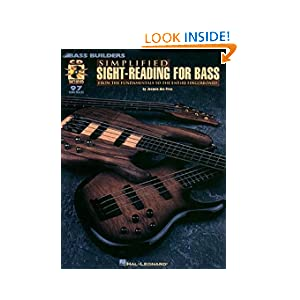 Simplified Sight-Reading for Bass (Bass Instruction)