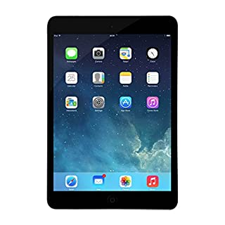 (Renewed) Apple iPad mini MF432LL/A Wifi 16 GB, Space Gray