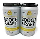 Boochcraft, Kombucha Hard Ginger Lime