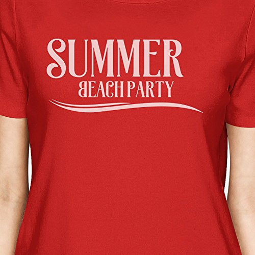Party 365 Kurzarm T One PrintingDamen Sommer Beach Shirt Size kiuPXZO