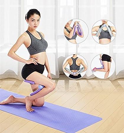 deportes equipo de gimnasio en casa t/óner muscular ejercicio fitness pierna pierna maestro Rainbow/_Road/_Thigh Toner T/óner de muslo para ejercitar piernas muslo moldeador