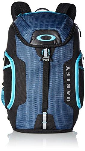 Oakley Mens Link Pack Backpack One Size Blue - Oakley Sports Watch