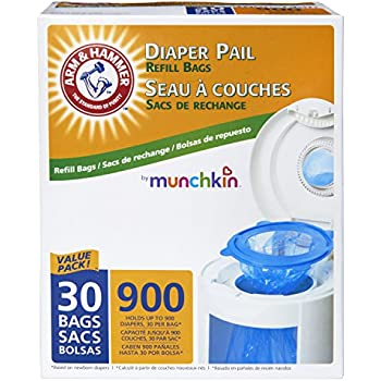 Amazon Com Munchkin Arm Amp Hammer Diaper Pail Snap Seal