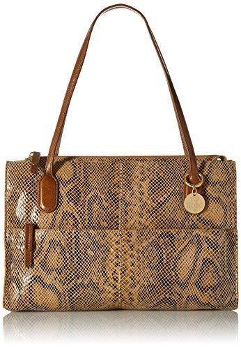 HOBO Hobo Vintage Friar Satchel Handbag, Autumn Python, One Size by HOBO