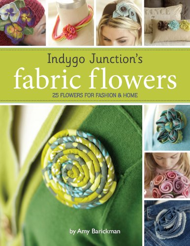 - Indygo Junction's Fabric Flowers