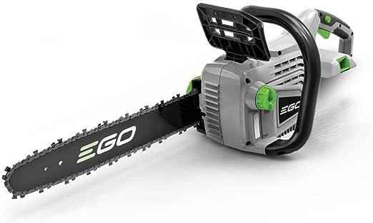 Motosierra de 35 cm Ego CS 1400 E: Amazon.es: Jardín