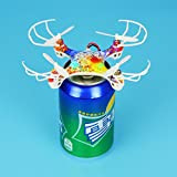 SOWOFA S6 Best Mini Hobby Quadcopter Drone For Kids 6-Axis Gyro Gravity Sensor Helicopter y Sensor 6.5 Inch