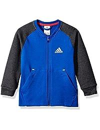 Adidas Baby-Boys Boy's Comfort Track Jacket