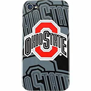 Ohio State Buckeyes OSU Graphics NCAA College Team For Apple Iphone 5/5S Case Cover Faceplate Hard Back Protector Case Cover fits Sprint, Verizon, AT&T