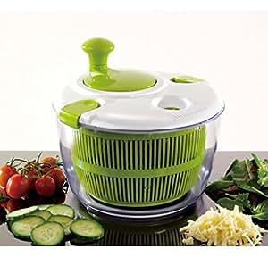 Meglio Jumbo Salad Spinner, Green