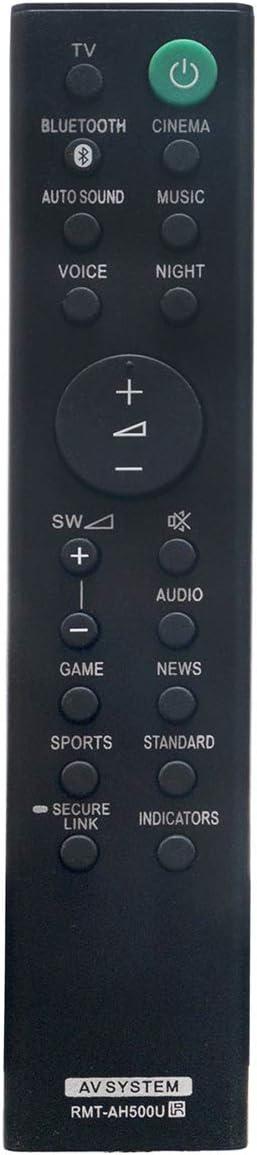 Control remoto para  Sony Soundbar HT-S350 HT-SD35 SA-WS350