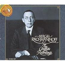 Sergei Rachmaninoff: The Complete Recordings
