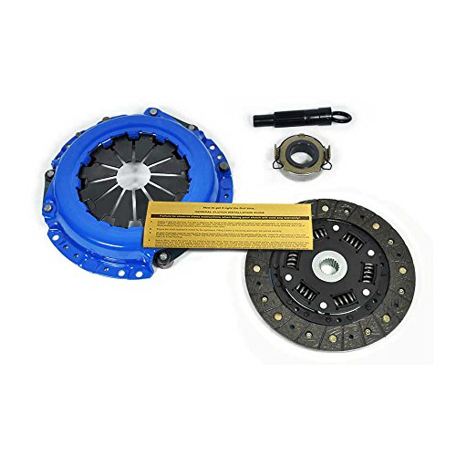 - EFT STAGE 2 CLUTCH KIT 1989-1991 TOYOTA COROLLA GT-S 1.6L DOHC 4A-GE FWD