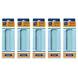 (5 pack) Solderless Breadboard 830 tie points