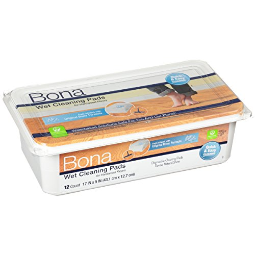 Bona Hardwood Wet Disposable 12Count
