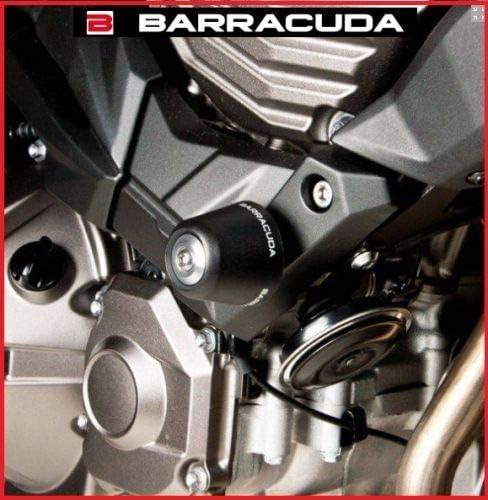 Argento Motociclo 8MM CNC Alluminio Slider di Forcellone Viti del Supporto di Forcellone per Kawasaki Z650 Z800 Z900 Tutto lanno Z1000 2013-2017