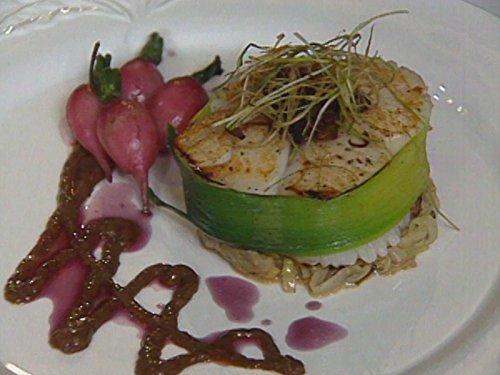 (Chefs: Monique Barbeau, Sanford D'Amato, and Ernst Konrad)