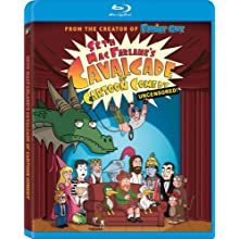 Seth MacFarlane's Cavalcade of Cartoon Comedy: Uncensored! [Blu-ray] (2009)