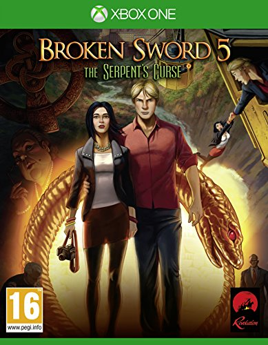 Broken Sword 5: The Serpent's Curse [Xbox One] (The Escapists Video Game 360)
