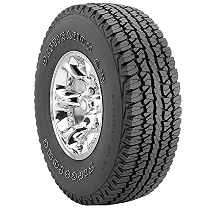 Amazon Com Firestone Destination A T All Season Radial Tire 245