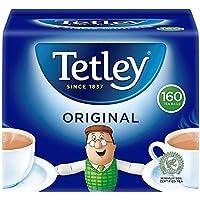 Bolsitas de té Tetley 160 por paquete