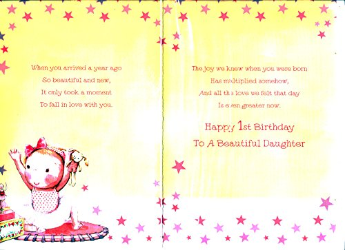 1st Birthday Card Girl Image Collections Free Birthday Card Design