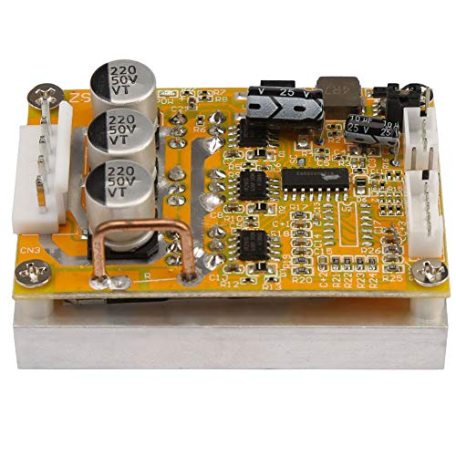 PWM Driver Board High Power 350W Brushless with Hall Speed Controller BLDC for Automatic Control Circuit Convenient Lead Wire