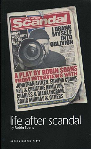 Living After Scandal (Oberon Modern Plays)