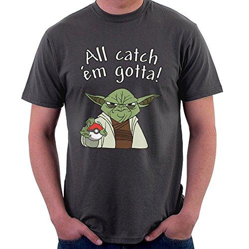 Pokemon-Go-Yoda-All-Catch-Em-Gotta-Star-Wars-Mens-T-Shirt