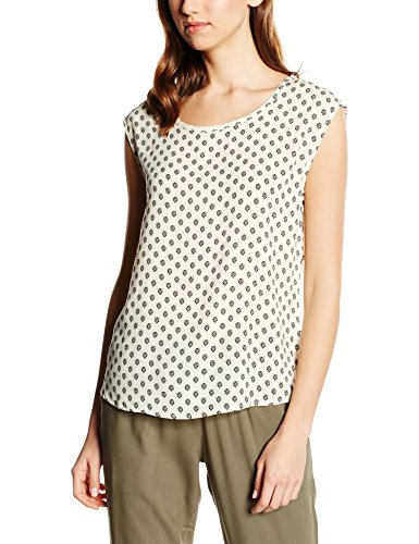 B. Young Florence Top - Tank Top Mujer blanco (off white 80115)