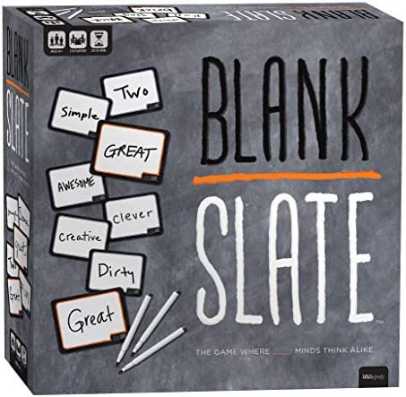 Blank Slate – The Game Where Great Minds Think Alike | Fun Family Friendly Word Association Party Game