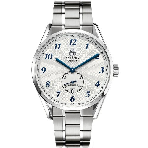 TAG Heuer Men's WAS2111.BA0732 Automatic Stainless Steel Saphire Crystal - Crystal Carrera