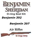 (US) Benjamin Sheridan 397 392 PA O-ring Seal Kit