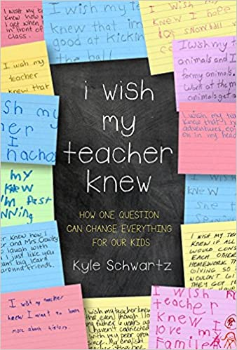 Image result for I Wish My teacher Knew book