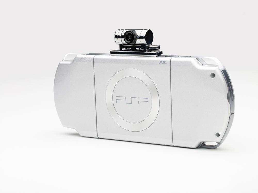 Sony PSP 1.3 Megapixel Chotto Shot Camera for PlayStation by Sony (Image #5)