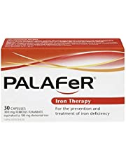 Palafer Palafer Iron Therapy Capsules, 30 count