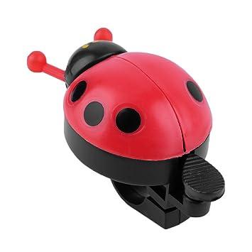 Amazon.com: Kids bicicleta Bell timbre para bicicleta Bug ...