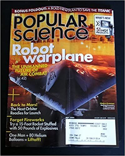 New pdf release popular science july 2005 private fishing books new pdf release popular science july 2005 fandeluxe Choice Image