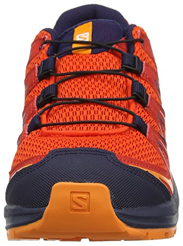 Trailrunning Salomon White Textil Schuhe Risk Tomato Pro Red High Synthetik Unisex XA Cherry 3D Rot J Kinder 4UxHTYwqU