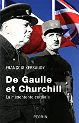 De Gaulle et Churchill