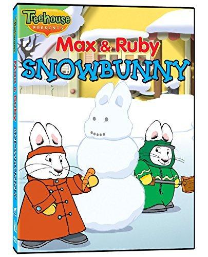 Max & Ruby - Snowbunny (DVD)