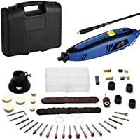 Holife Rotary Tool Kit with 116 Accessories and Suitcase