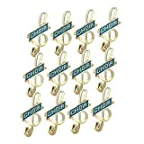 5/8 Inch Music Choir Clef Lapel Pin - Package of 12, Poly Bagged: more info