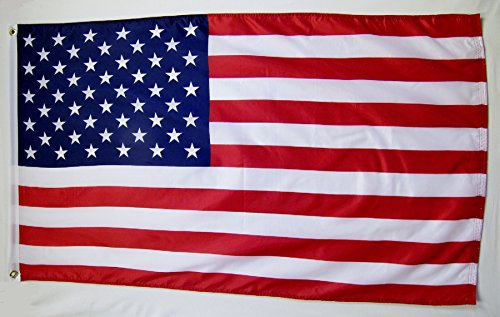 United States Of America USA Flag 3' X 5' Indoor Outdoor Mad